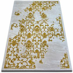 Килим AKRYL BEYAZIT 1798 C. слонова кістка/золотий