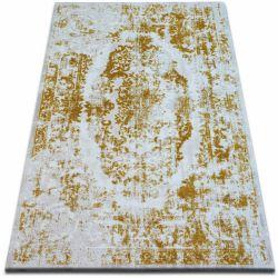 Килим AKRYL BEYAZIT 1799 C. слонова кістка/золотий