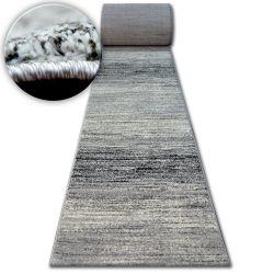 Килим Лущув SHADOW 8622 білі/чорний